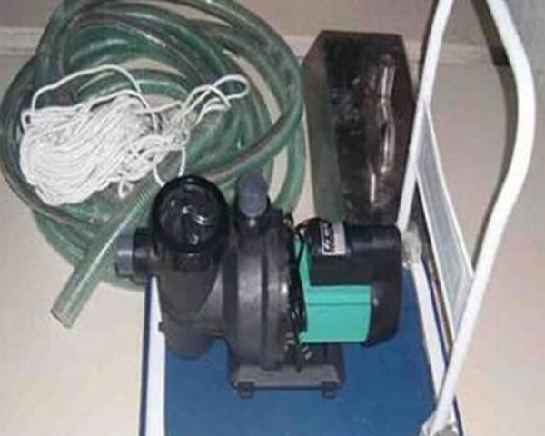 游泳池水设备处理功能介绍
