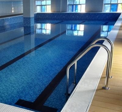 游泳池设备之要求及内容