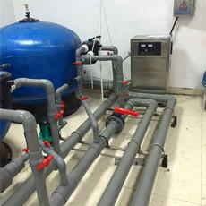 室内游泳池水循环设备