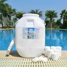 郑州游泳池消毒氯片